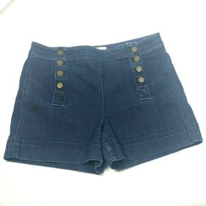 Ann Taylor LOFT made and loved 28/6 sailor jean sh